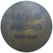 Médailles Belgique Médailles souvenirs  Botanic Building – revers