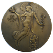 Médailles Belgique Médaille Centenaire de l'Indépendance – avers