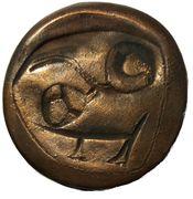 Médaille Belgique Floreffe – avers