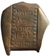 Médaille Belgique 100 ans de cinéma – revers
