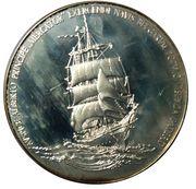 Médailles Belgique Prince Albert Officier de Marine – revers
