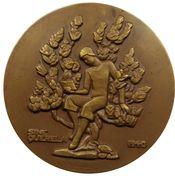 Médailles Belgique Ludovicus Vives Valentinus – revers