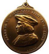 Médaille Erard De La Marck – avers