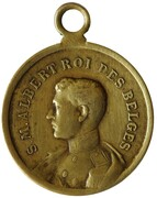 Médaille Soldats de Nieuport – avers
