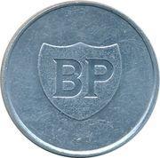 Jeton BP - Les cracks du sport belge (Serge Reding) – revers