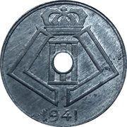 5 centimes - Léopold III - type Jespers (Belgique-Belgie) – avers