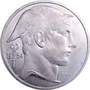 50 francs - Prince Charles - type Mercure (en français) -  avers