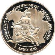 500 francs - Luycx - Type II – avers