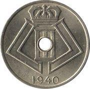 5 centimes - Léopold III (Belgie-Belgique) – avers