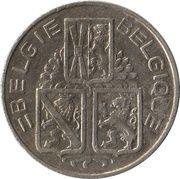 1 franc - Léopold III (Belgie Belgique) -  avers
