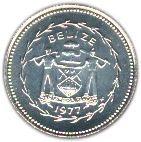 10 cents - Elizabeth II (BE) – avers