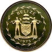 100 Dollars - Elizabeth II (Nations Unies) – avers