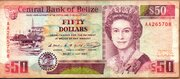 50 DOLLARS -  avers