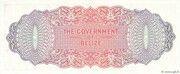 5 Dollars (Elizabeth II) – revers
