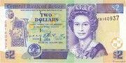 2 Dollars – avers