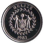 10 cents - Elizabeth II (coffret) – avers