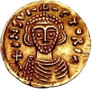 1 tremissis - Arichis II, Duc (avec coins) – avers