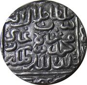 1 Tanka - Ghiyath al-Din Jalal (Satgaon mint) – avers