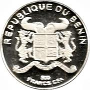 500 francs CFA – avers