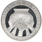 1000 Francs (Sauvons le pays) – revers