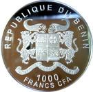 1000 francs CFA (Londres) – avers