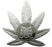 100 francs (Cannabis Sativa) – avers