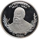 1000 Francs CFA (Alfred Brehm) – revers