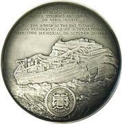 10 000 Francs CFA (Titanic World Heritage) – avers