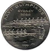 200 francs (Jeux Olympiques Sydney 2000) – revers