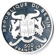 500 francs (Ferdinand Graf Von Zeppelin) – avers