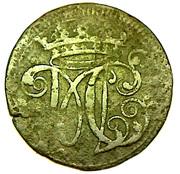 6 Pfennige - Moritz Kasimir I – avers