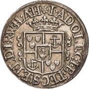12 Mariengroschen - Johann Adolph – avers