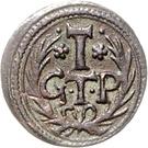 1½ Pfennig - Johann Adolph – revers