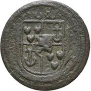 3 Pfennig - Johann Adolph – avers