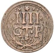 3 Pfennig - Johann Adolph – revers