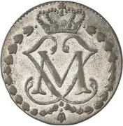3 Stuber - Maximilian IV Joseph – avers