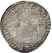 1 Weisspfennig - Adolph IX. (Mülheim) – avers