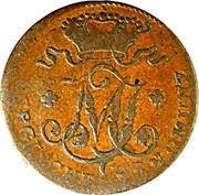 ½ stuber Maximilian IV Joseph – avers