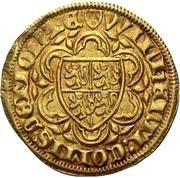 1 Goldgulden - Wilhelm II. – avers
