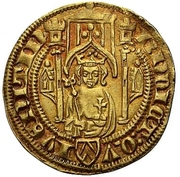 1 Goldgulden - Wilhelm II. – revers
