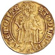 1 Goldgulden - Adolf IX. – avers