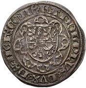 1 Weißpfennig - Adolph IX. – avers