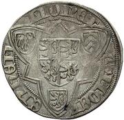 1 Weisspfennig - Adolph IX. – revers