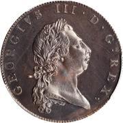 1 penny George III – avers