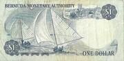 1 Dollar 1976 – revers