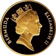10 Cents - Elizabeth II – avers