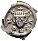 1 Pfennig - Eberhard II. – avers