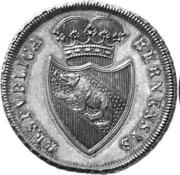 1 cent (Essai) – avers