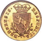 1 ducat -  avers