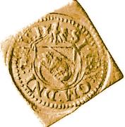 ½ Goldgulden (Klippe) – avers